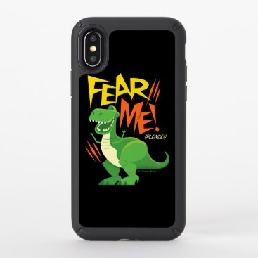 "Toy Story 4 | Rex ""Fear Me!"" Speck iPhone X Case"