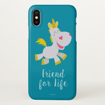 Toy Story 4 | Smiling Buttercup Illustration iPhone X Case