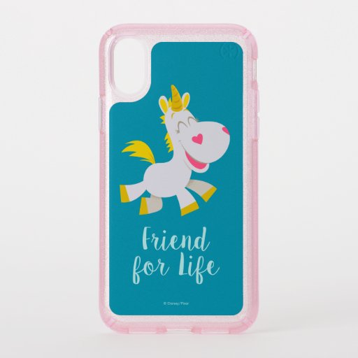 Toy Story 4 | Smiling Buttercup Illustration Speck iPhone X Case
