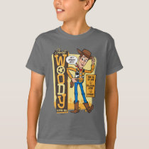 Toy Story 4 | Vintage Sheriff Woody Doll Ad T-Shirt