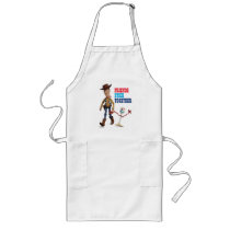 Toy Story 4 | Woody & Forky Walking Together Long Apron