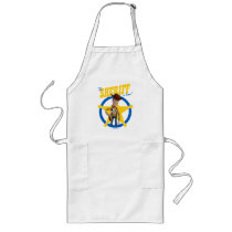 "Toy Story 4 | Woody ""The Sheriff Is Here"" Long Apron"