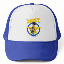 "Toy Story 4 | Woody ""The Sheriff Is Here"" Trucker Hat"
