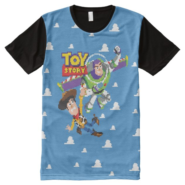 To Infinity Men/'s T-Shirt S-XXL Sizes Officially Licensed Buzz Lightyear