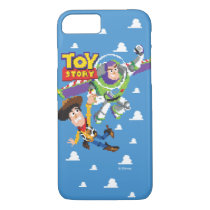 Toy Story 8Bit Woody and Buzz Lightyear iPhone 8/7 Case