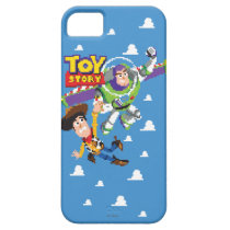 Toy Story 8Bit Woody and Buzz Lightyear iPhone SE/5/5s Case