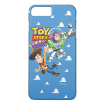 Toy Story 8Bit Woody and Buzz Lightyear iPhone 8 Plus/7 Plus Case