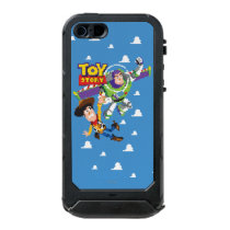 Toy Story 8Bit Woody and Buzz Lightyear Waterproof Case For iPhone SE/5/5s