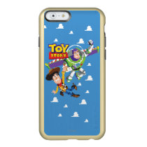 Toy Story 8Bit Woody and Buzz Lightyear Incipio Feather Shine iPhone 6 Case
