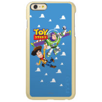 Toy Story 8Bit Woody and Buzz Lightyear Incipio Feather Shine iPhone 6 Plus Case