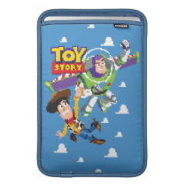 Toy Story 8Bit Woody and Buzz Lightyear MacBook Sleeve