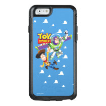 Toy Story 8Bit Woody and Buzz Lightyear OtterBox iPhone 6/6s Case