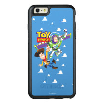 Toy Story 8Bit Woody and Buzz Lightyear OtterBox iPhone 6/6s Plus Case
