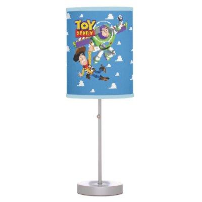 Toy Story 8Bit Woody And Buzz Lightyear Postcard | Zazzle.com