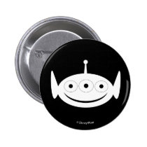 Toy Story | Alien Pattern Pinback Button