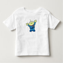 Toy Story Alien standing Toddler T-shirt
