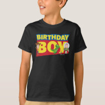 Toy Story | Birthday Boy - Name & Age T-Shirt