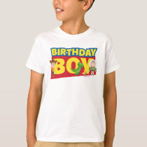Toy Story | Birthday Boy - Name & Age T-Shirt