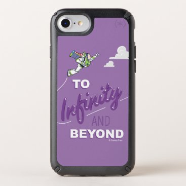 """Toy Story   Buzz Flying """"To Infinity And Beyond"""" Speck iPhone Case"""