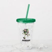 Toy Story - Buzz Lightyear | Add Your Name Acrylic Tumbler