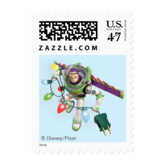 Toy Story | Buzz Lightyear Decorating Christmas Postage