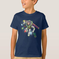 Toy Story | Buzz Lightyear Decorating Christmas T-Shirt