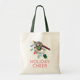 Toy Story | Buzz Lightyear Decorating Christmas Tote Bag