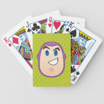 Toy Story | Buzz Lightyear Emoji Bicycle Playing Cards