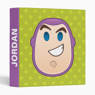 Toy Story | Buzz Lightyear Emoji Binder