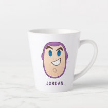 Toy Story | Buzz Lightyear Emoji Latte Mug
