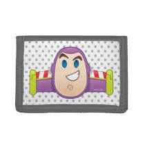 Toy Story | Buzz Lightyear Emoji Trifold Wallet