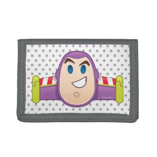 Toy Story | Buzz Lightyear Emoji Trifold Wallet