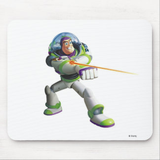 Toy Story Buzz Lightyear Firing his Laser Mouse Pad