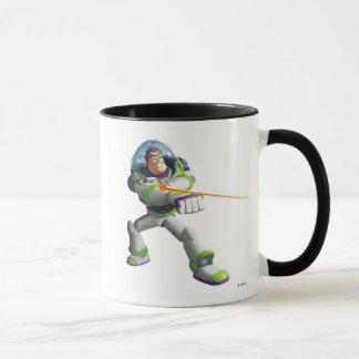 Toy Story Buzz Lightyear Firing his Laser Mug