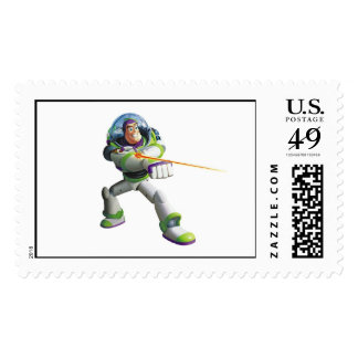 Toy Story Buzz Lightyear Firing his Laser Postage
