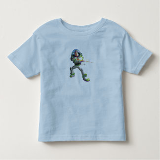 Toy Story Buzz Lightyear Firing his Laser Toddler T-shirt
