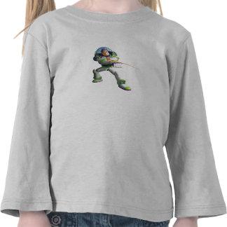 Toy Story Buzz Lightyear Firing his Laser Shirts