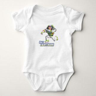 Toy Story Buzz Lightyear Preparing to Fire Baby Bodysuit
