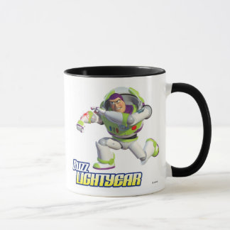 Toy Story Buzz Lightyear Preparing to Fire Mug
