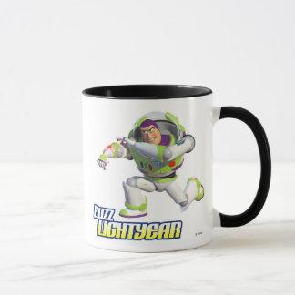 Toy Story Buzz Lightyear Preparing to Fire Mug