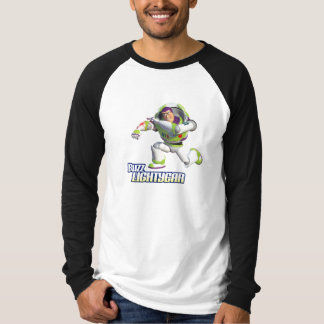 Toy Story Buzz Lightyear Preparing to Fire Tee Shirt