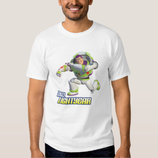 Toy Story Buzz Lightyear Preparing to Fire Tees