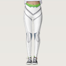Toy Story | Buzz Lightyear Space Ranger Leggings