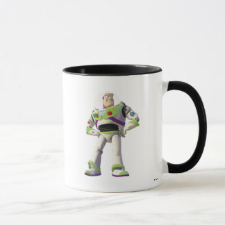 Toy Story Buzz Lightyear standing hands on hips Mug