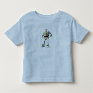 Toy Story Buzz Lightyear standing hands on hips Toddler T-shirt