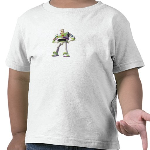 Toy Story Buzz Lightyear standing hands on hips Tee Shirt