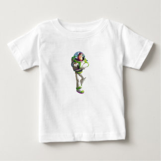 Toy Story Buzz Lightyear standing with folded arms Baby T-Shirt