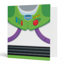 Toy Story | Buzz Lightyear's Space Ranger Suit 3 Ring Binder