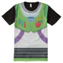 Toy Story | Buzz Lightyear's Space Ranger Suit All-Over-Print T-Shirt
