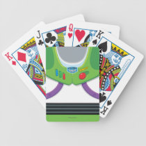 Toy Story | Buzz Lightyear's Space Ranger Suit Bicycle Playing Cards